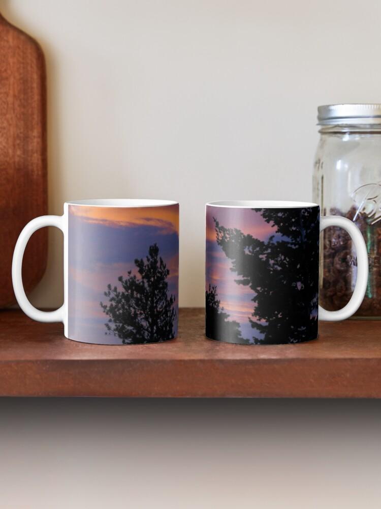 Alternate view of sunrise  Mug