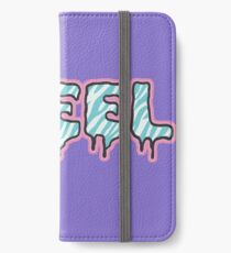 #HEEL - Pastel A iPhone Wallet/Case/Skin