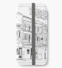 Streetscape Singapore iPhone Wallet/Case/Skin