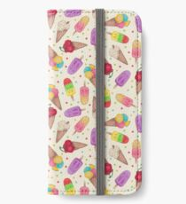 I scream for Icecream! Reprise iPhone Wallet