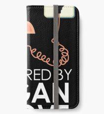 VeganChic ~ Powered By Vegan Love iPhone Wallet/Case/Skin