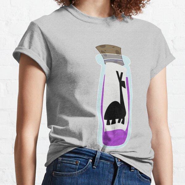 Extracto de llama Camiseta clásica