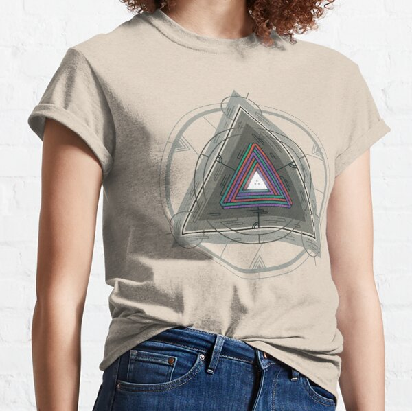 Triangle Study Classic T-Shirt