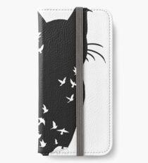 Raven Cat iPhone Wallet/Case/Skin