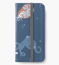 Cephalopods! iPhone Wallet/Case/Skin