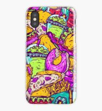 Fast Food Frenzy! iPhone Case