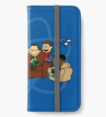 Theory Nuts iPhone Wallet/Case/Skin