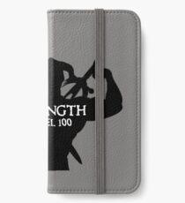 Level 100 iPhone Wallet/Case/Skin