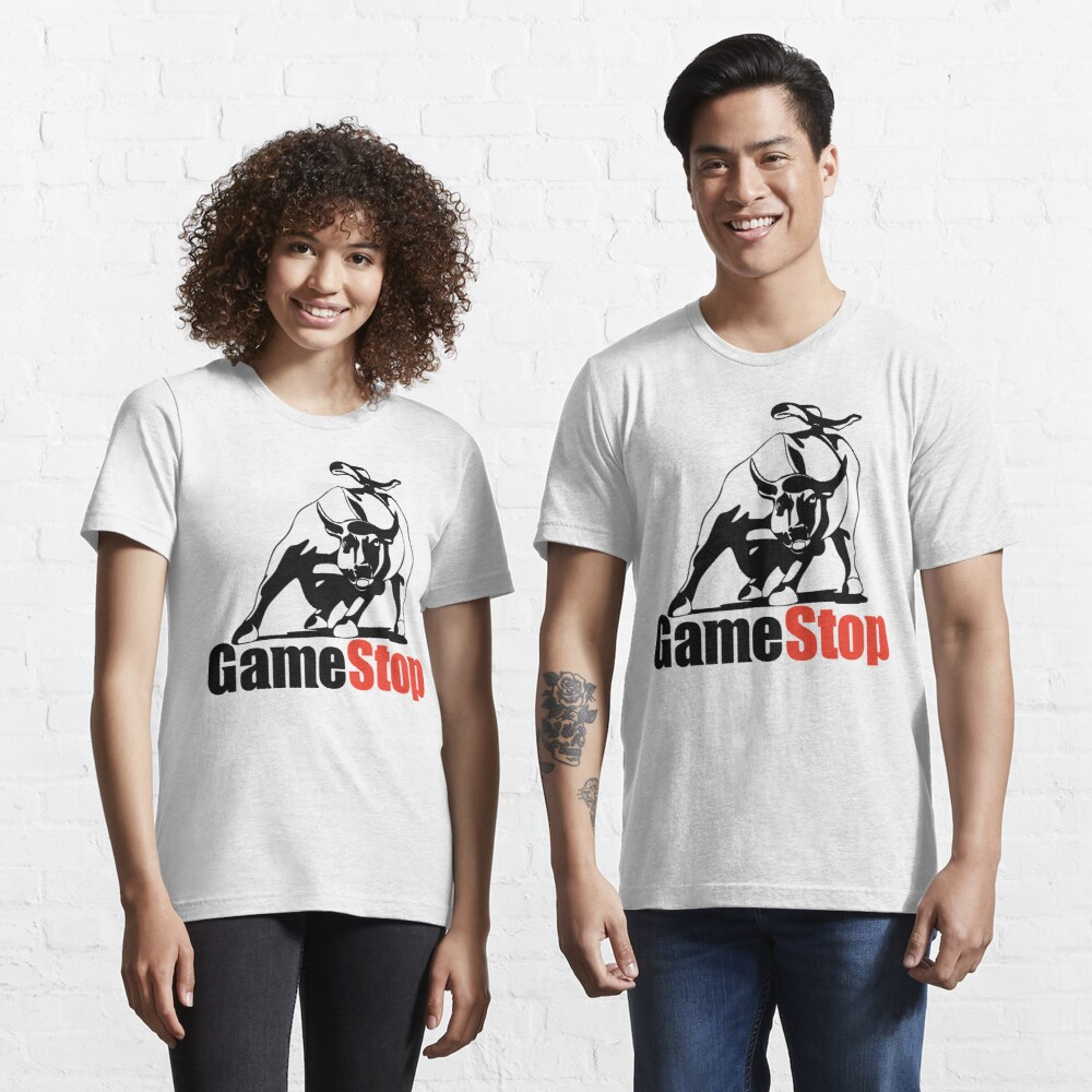 game stop wall street bull Essential T-Shirt