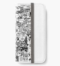 Jojo's Bizarre Adventure Phone Case Collage iPhone Wallet/Case/Skin