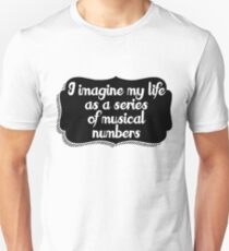 Musical life T-Shirt