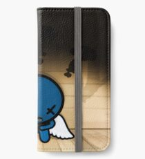 The Binding of Isaac - ??? (Blue Baby)  iPhone Wallet/Case/Skin