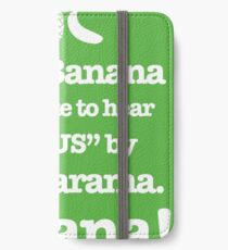 Psych - Banana iPhone Wallet/Case/Skin