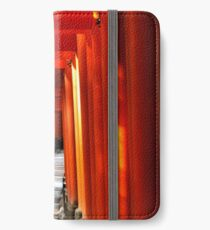 Monogatari – Shinobu Shrine iPhone Wallet/Case/Skin