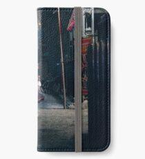 Monogatari – Nadeko Street iPhone Wallet/Case/Skin