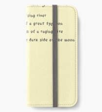 Let's Get Down to Business... iPhone Wallet/Case/Skin