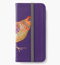 Chicken iPhone Wallet/Case/Skin