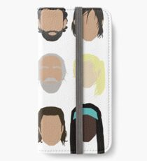 The Walking Dead iPhone Wallet/Case/Skin