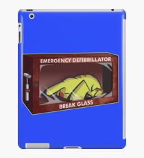 This Saves Lives! iPad Case/Skin
