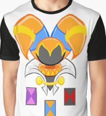 Simple Jackle Graphic T-Shirt