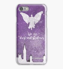 We are dust and shadows iPhone Case/Skin