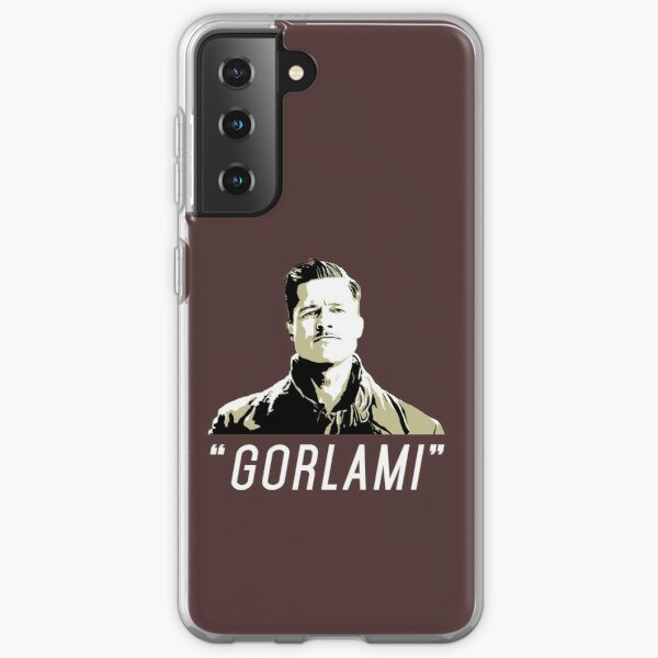 """GORLAMI"" Coque souple Samsung Galaxy"