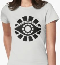Meyerism - The Path Womens Fitted T-Shirt