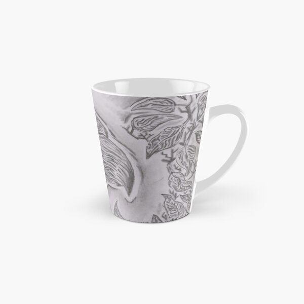 Perched on a sapling Tall Mug