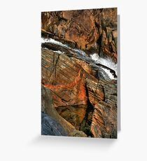 Livermore RockColors Greeting Card