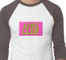 Furt Club Men's Baseball ¾ T-Shirt