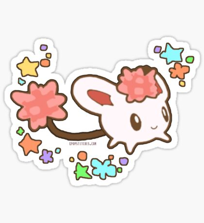 Hometown Story Pochica Harvest Moon game Sticker