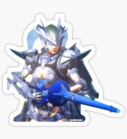 Earth Defense Force 2025 Wing Diver EDF Sticker