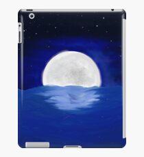 Moonlit Himmel iPad-Hülle & Klebefolie