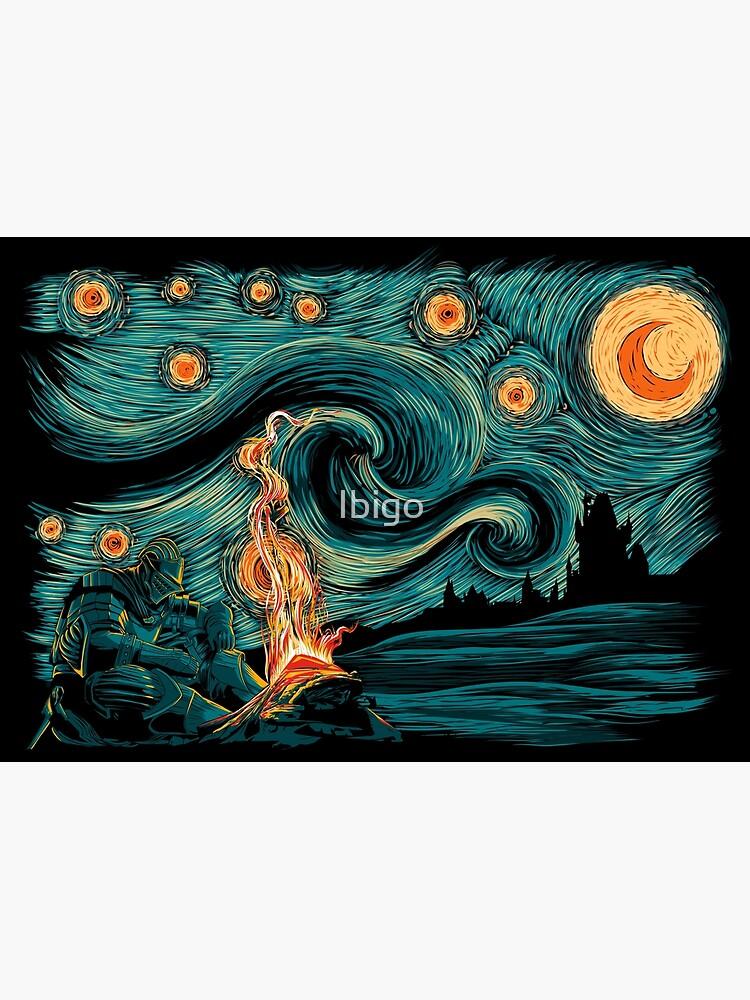 Starry Souls by Ibigo