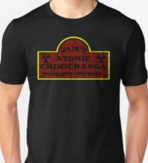 Wade's Atomic Chimichanga Unisex T-Shirt