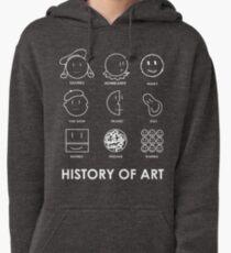 History of Art Pullover Hoodie