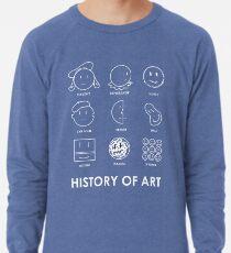 Kunstgeschichte Leichter Pullover