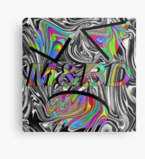 M&BD LOGO Metal Print