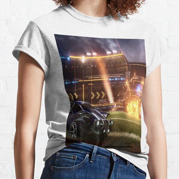 Rocket Car Soccer  T-shirt classique