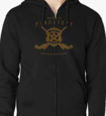 Welcome to...Hell Zipped Hoodie