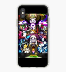 Undertale iPhone Case