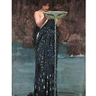 Circe Invidiosa by John William Waterhouse by Aconissa