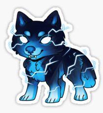 Skoll Pup Sticker