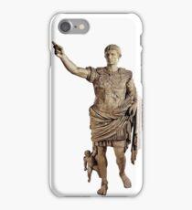 Augustus of Prima Porta iPhone Case/Skin
