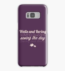 Bering and Wells Samsung Galaxy Case/Skin
