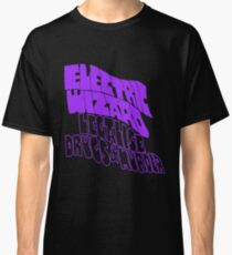 Electric Wizard, Legalise Drugs & Murder  Classic T-Shirt