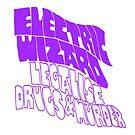 Electric Wizard, legalisieren Drogen und Mord von Tate Gibbs