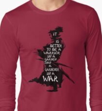 Warrior's Garden Long Sleeve T-Shirt
