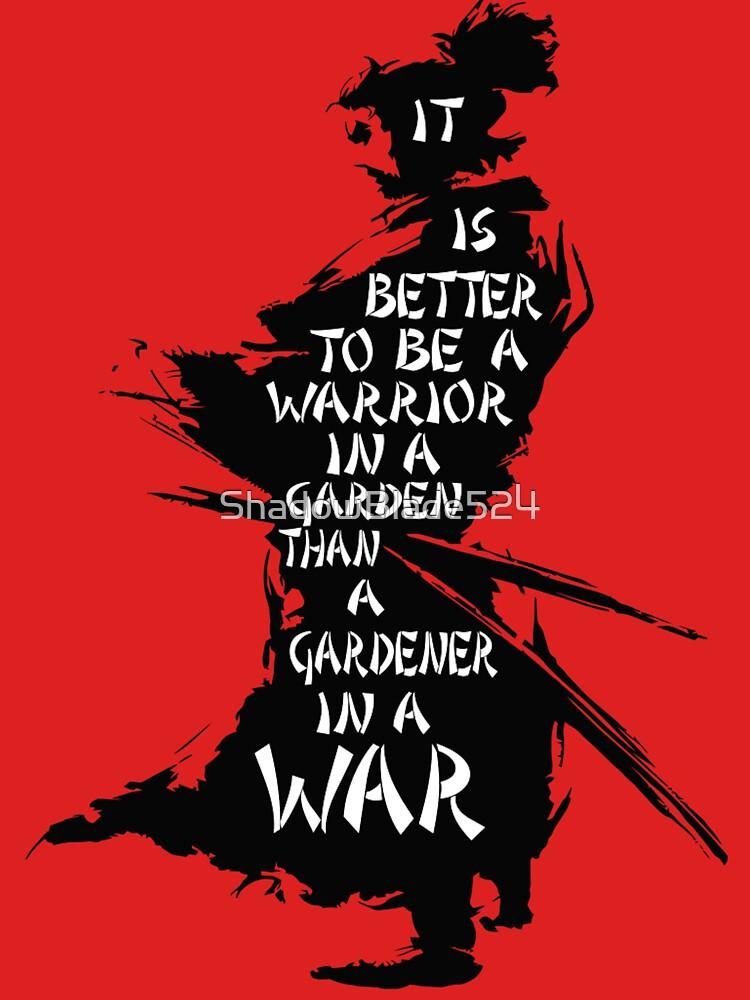 Garten des Kriegers von ShadowBlade524