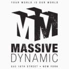 Massive Dynamic (aged look) by KRDesign